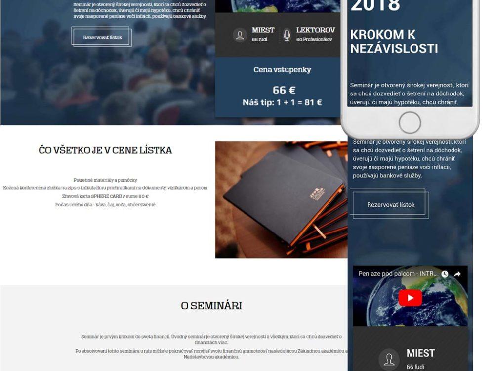 Peniaze Pod Palcom | web